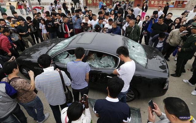 Китайский протест