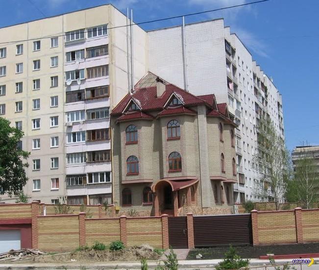 Прокачка многоквартирного дома
