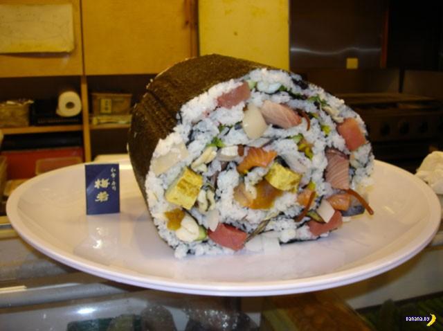 Японская кухня для американцев