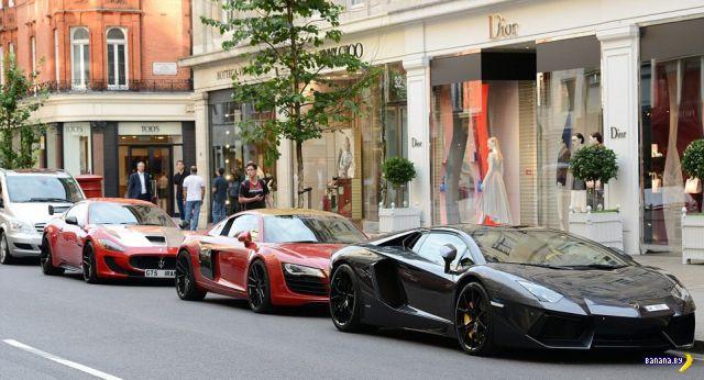 Как богатые арабы заполонили Лондон