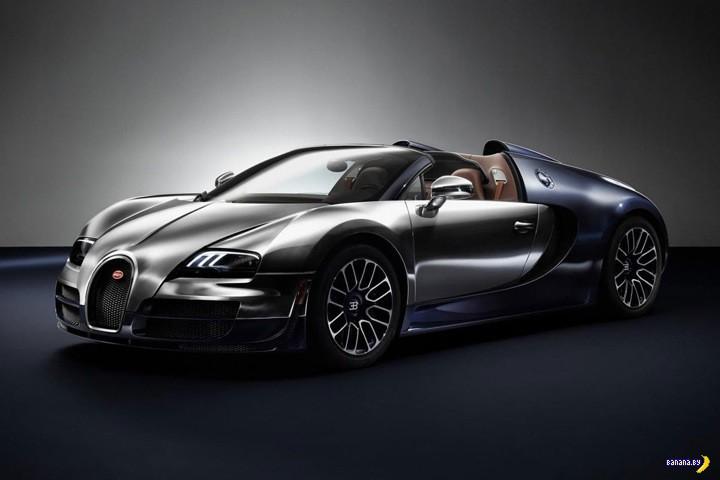 ��������� � ������� Bugatti Legends