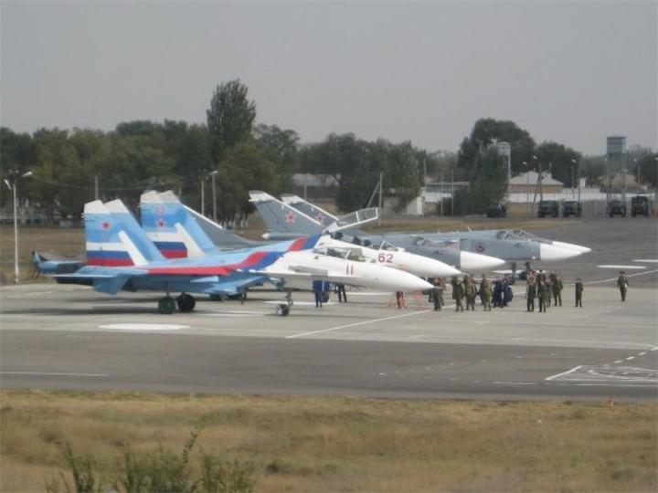 Россия планирует построить авиабазу в Беларуси
