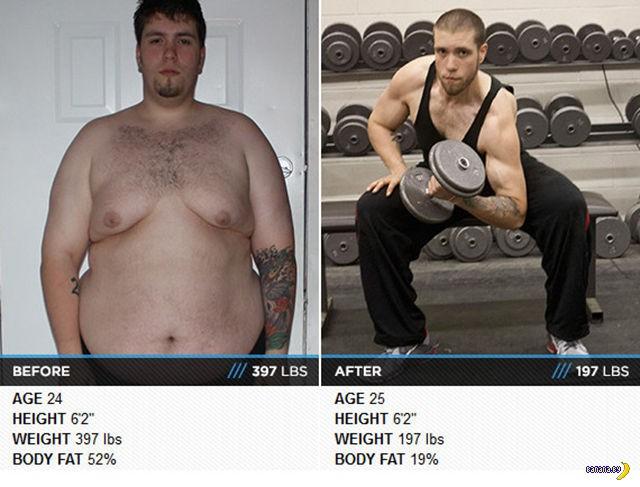 Истории толстяков