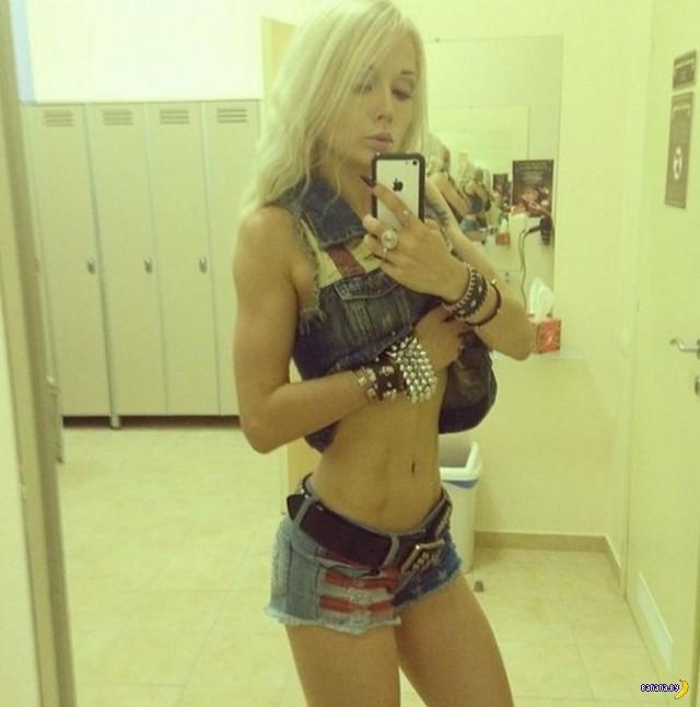 Валерия Лукьянова ударили по фитнесу