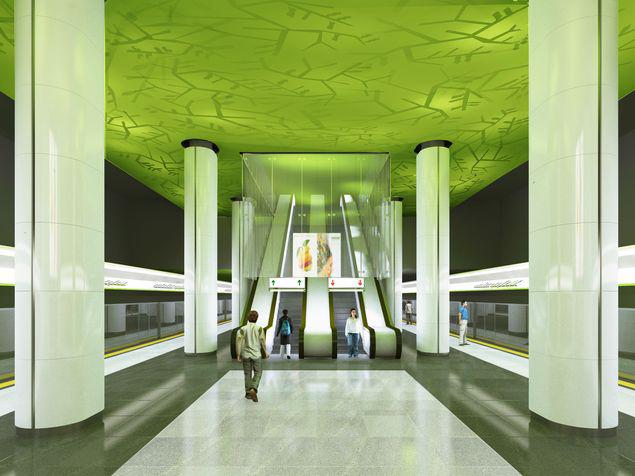 Комсомолка рассказала о перспективах минского метро