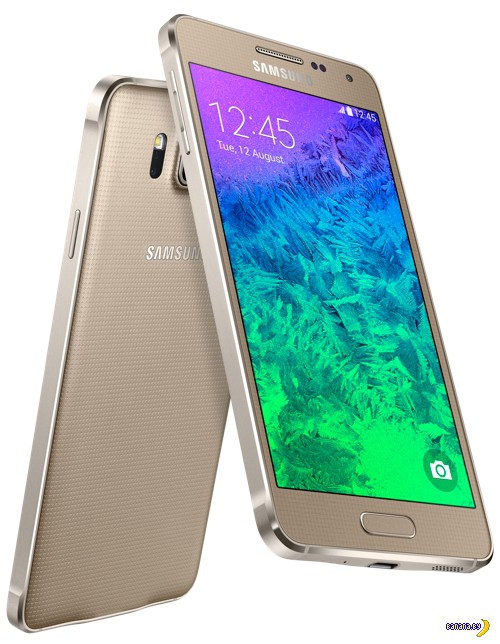 Samsung убивает iPhone 6
