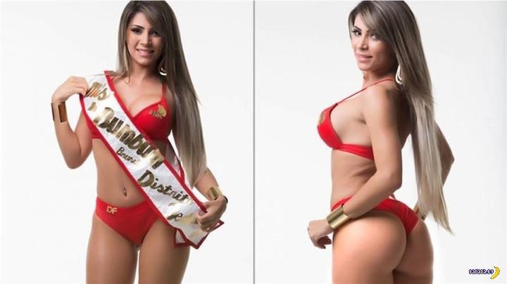 Все участницы конкурса Мисс Bum-Bum 2014 +опрос