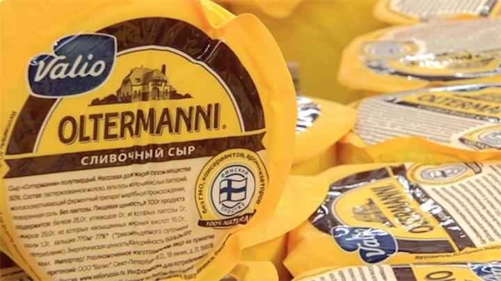 Финны с радостью запасаются сыром