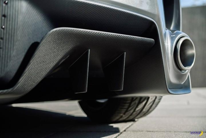 Обновленная Toyota Supra FT-1