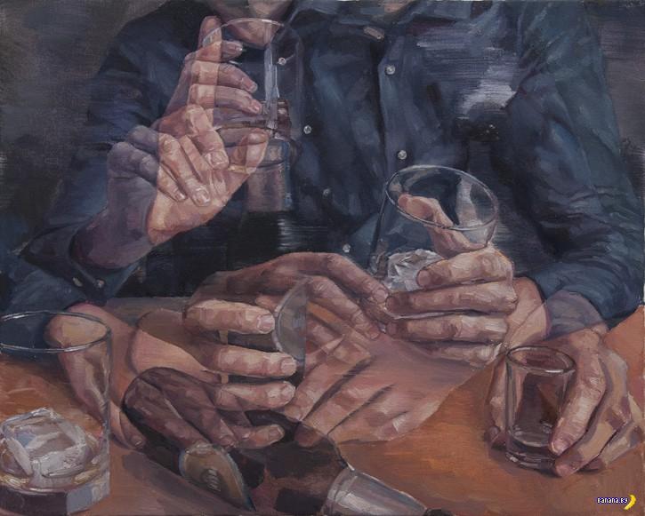 Рисует Адам Люптон