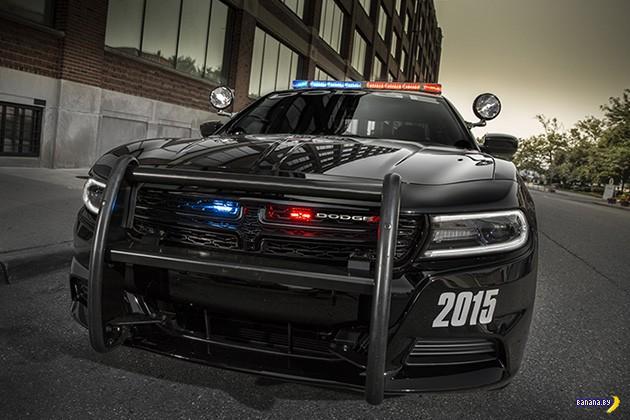 Обновка у полиции США