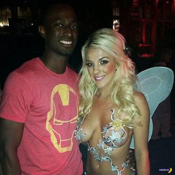 Корпоративная вечеринка в Playboy