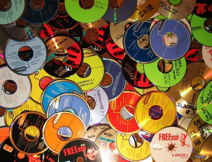 А вы еще используете CD/DVD? (опрос)