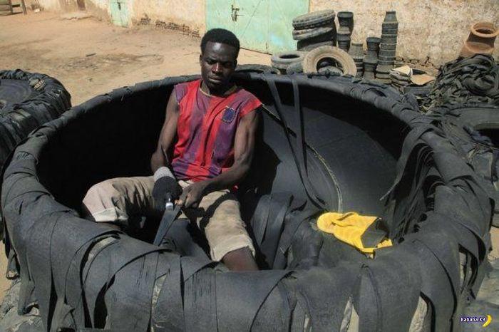 Кенийский народный промысел