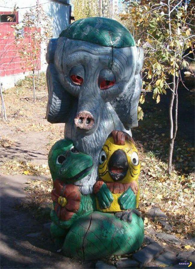 Чтобы детям кошмары снились