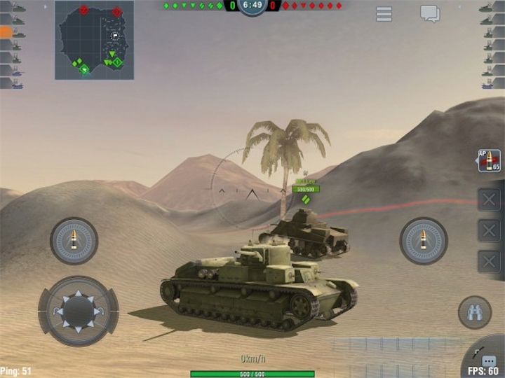 Новости World of Tanks Blitz