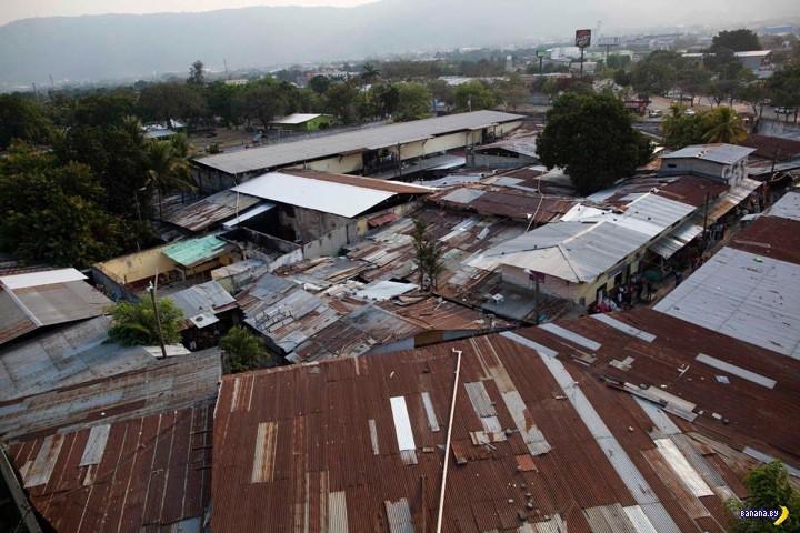 Жесть в Сан-Педро-Сула