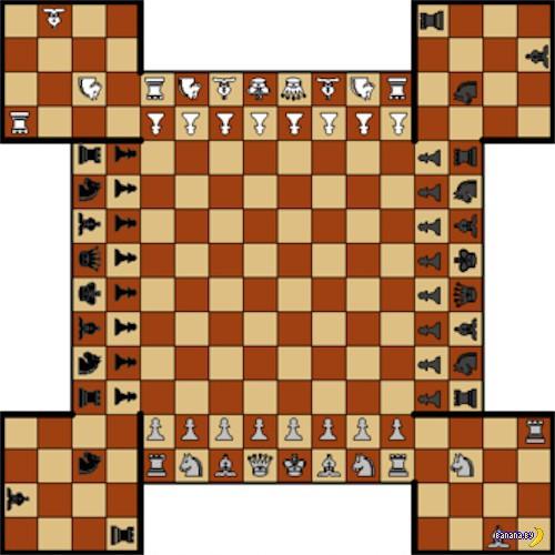 А про такие шахматы слышали?