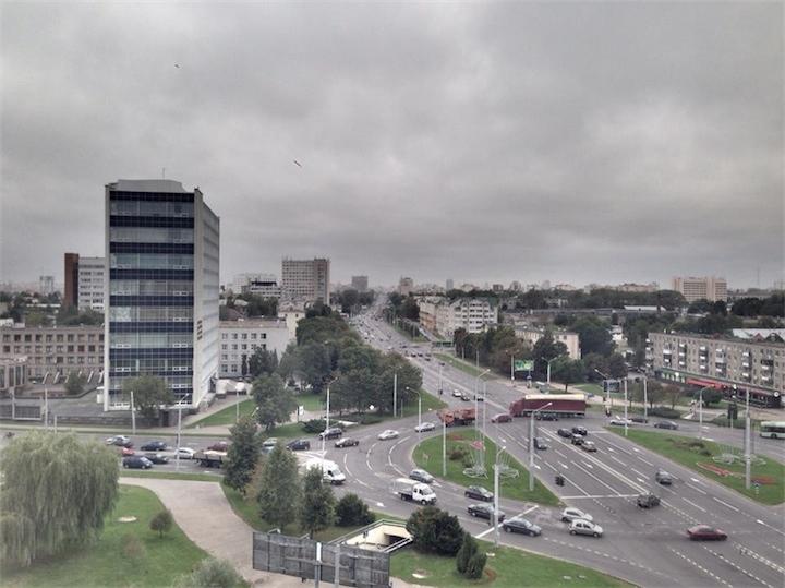 Похолодание в Беларуси