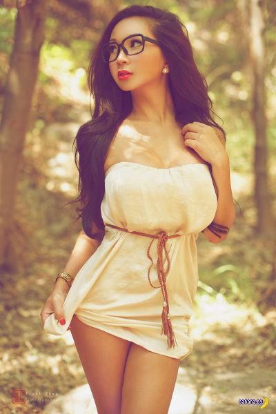Красивые азиатки - 8