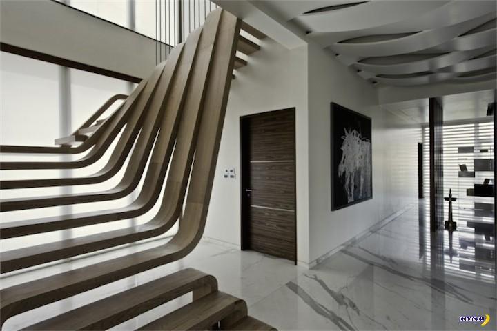 Лестница как искусство