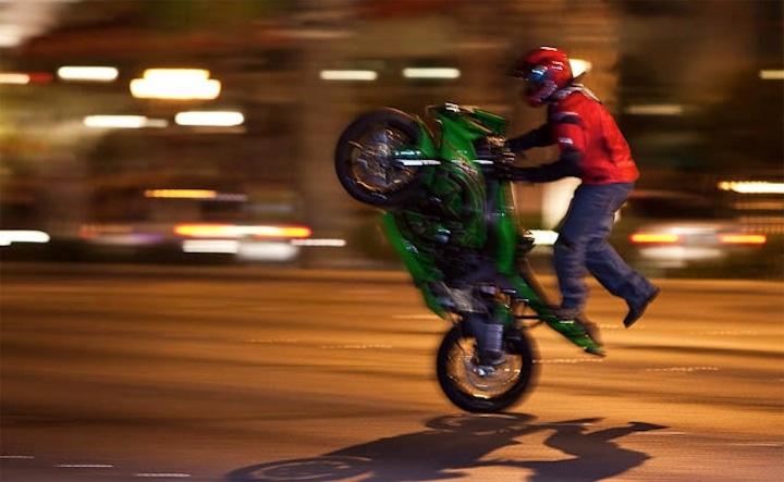 Мотоциклистов в Беларуси прижмут!