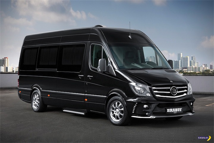 Mercedes-Benz Sprinter  с секретиком