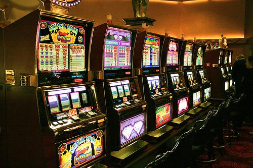 Игровые автоматы мини-руководство для новичков