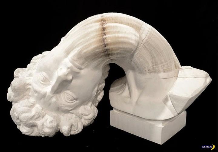 Гибкие скульптуры