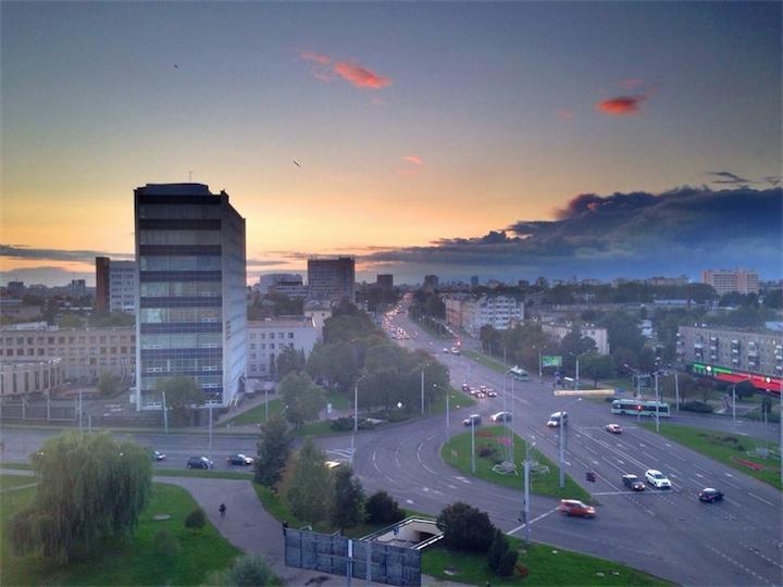 В Беларуси будет сухо и приятно
