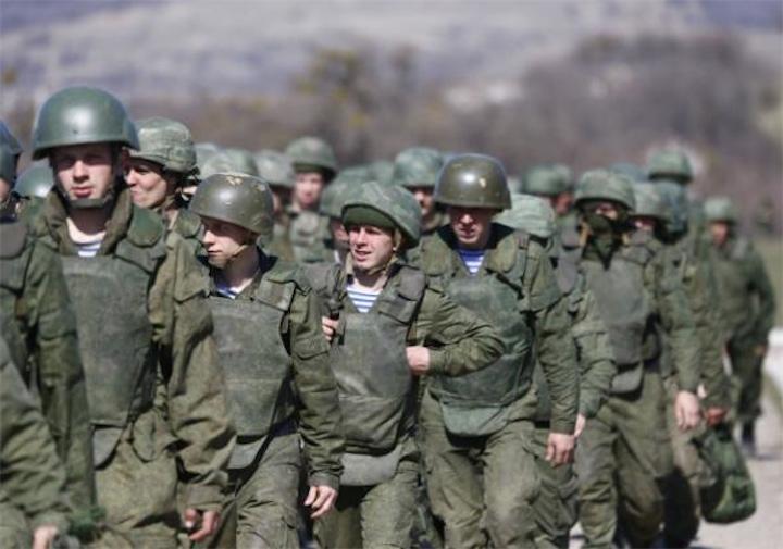 Генсек ОБСЕ пока не видел на Украине российских войск