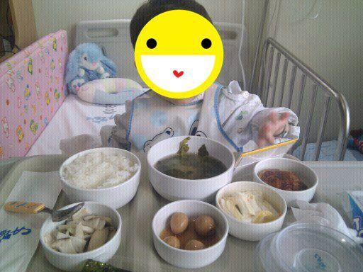 Чем кормят в больницах разных стран?