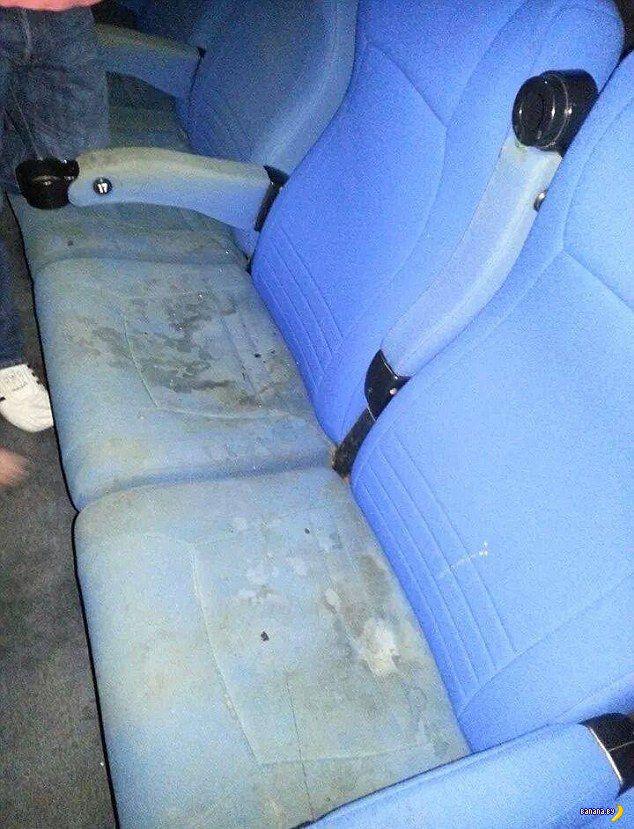 Почему в британских кинотеатрах свет между сеансами не включают?
