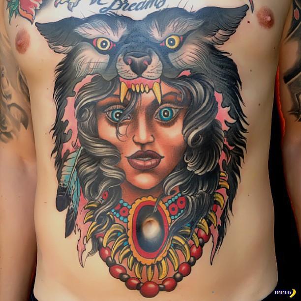 Татуировки на зависть - 12 - Peter Lagergren