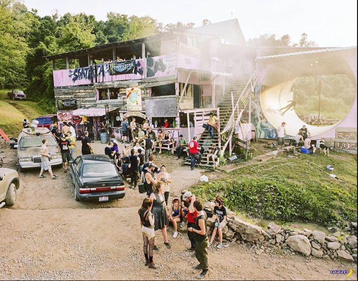 Община анархистов в Огайо