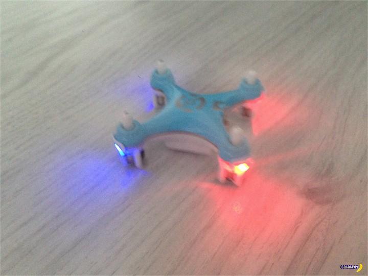 Tinydeal: НЛО с моторчиками