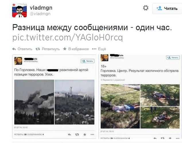 Информационная война на Украине