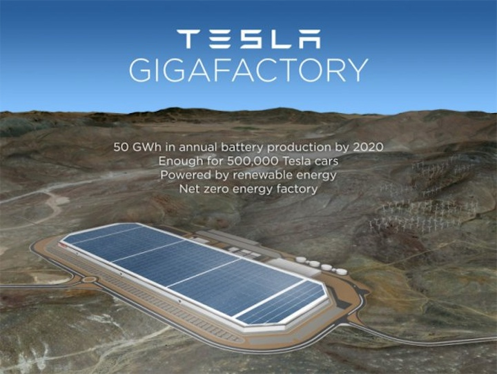 Гигафабрике Tesla быть!