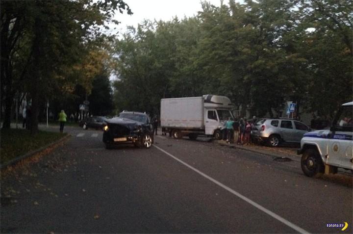 Car Crash Compilation # 370