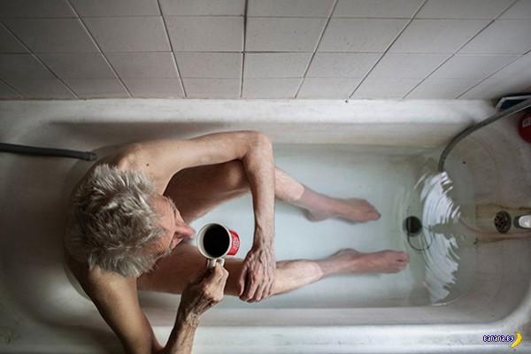 Фотоарт с ванной