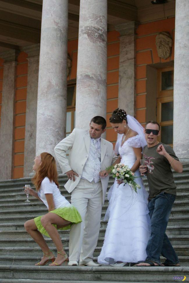 Подружка невесты и свадебный переполох