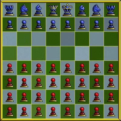 Орда и шахматы