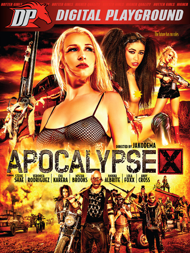 Крупнобюджетное порно: трейлер Apocalypse X