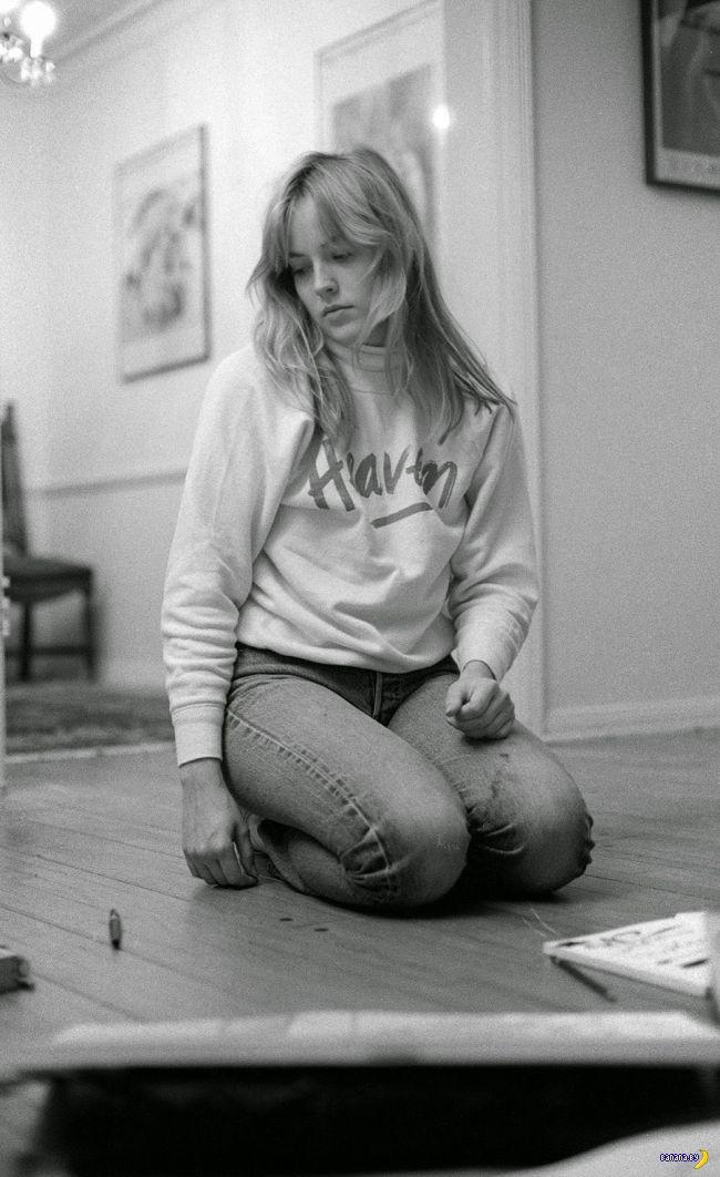 Нашлись старые фото Шэрон Стоун