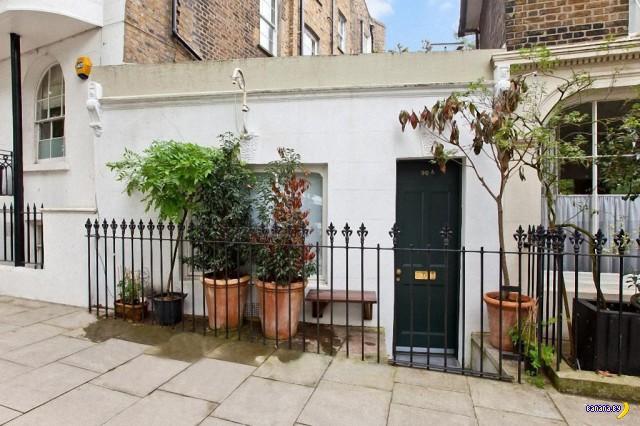 И снова домик в Лондоне
