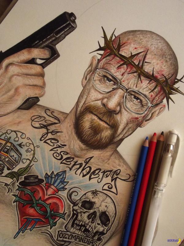 Татуировка недели