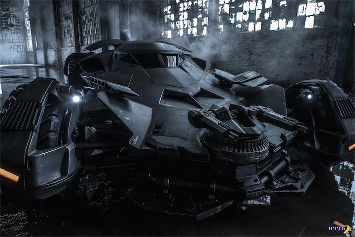 Официальная утечка от Бэтмена