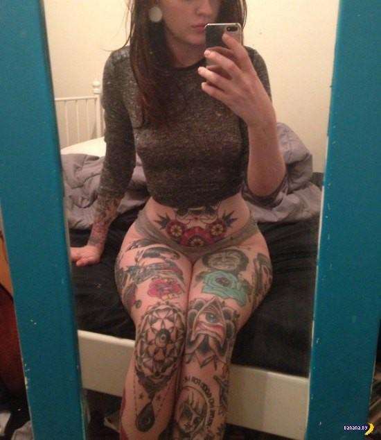 Татуировки на зависть - 13 - Татушки