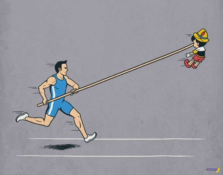 Рисует Бэн Чен