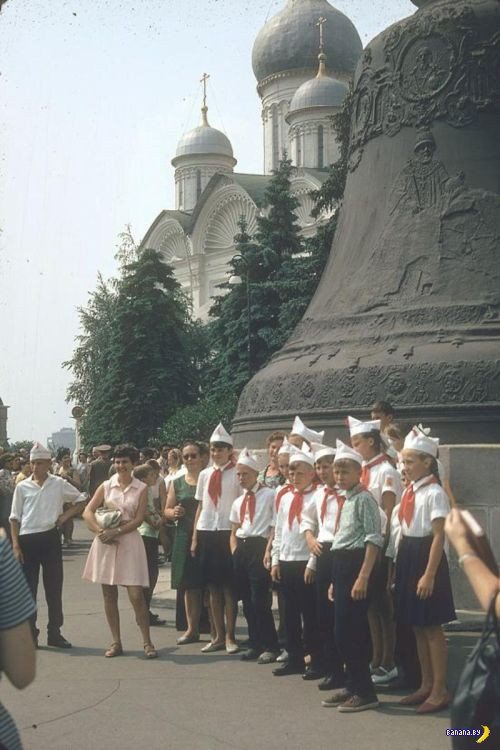 Ностальгическое, СССР-ное